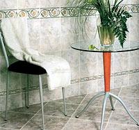 Дизайн напольной плитки в прихожей