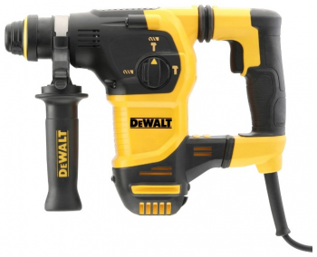 Перфоратор DEWALT D25333K, SDS-plus