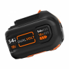 Аккумулятор DualVolt BLACK+DECKER BL2554, 54/18 В, 2.5 Ач , Li-Ion