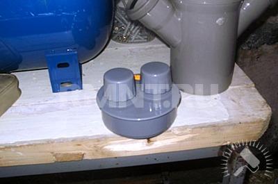 Так выглядит вакуумный клапан