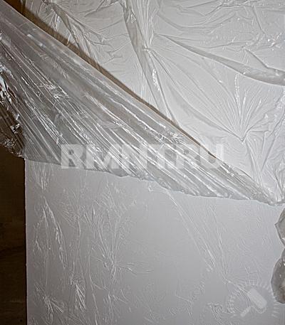 Покраска и лакировка стен