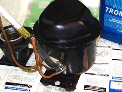 Ресивер на автомобильный компрессор своими руками