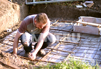Как сделать плиту перекрытия для сливной ямы 16