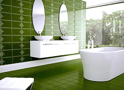 как выложить пол в ванной кафелем на дсп видеоурок