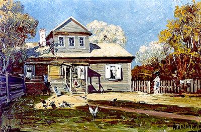 Оформление деревенского дома в собственность
