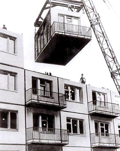 Image result for строительство дома хрущевки фото
