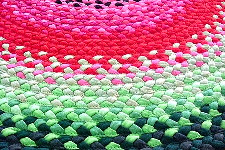 Статья как сделать домашний коврик