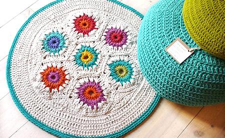 изготовления ковриков