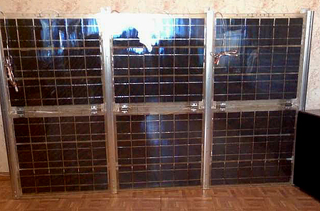 """Страшилки  """"от производителя """".  Страшилка первая и главная - эффективность солнечной батареи, собранной своими руками."""