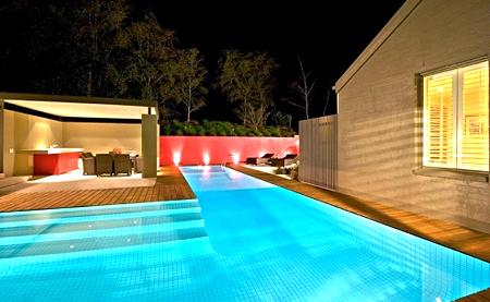 Проектирование бассейнов.