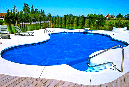 Обогрев бассейна своими руками фото 106