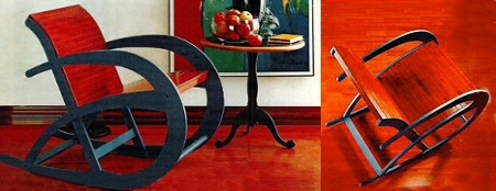 Мебель из фанеры своими руками с чертежами