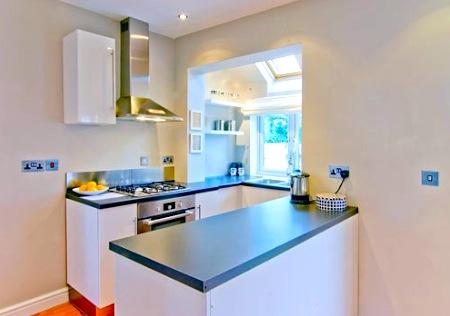 Кухня в размер