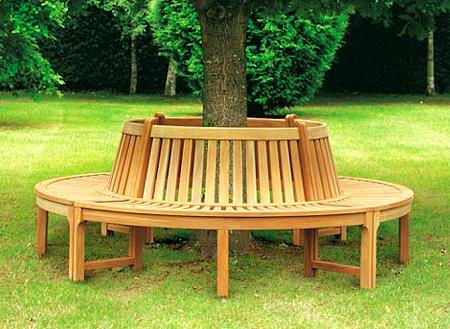 Комплект мебели для дачи Николь-2В квадрат