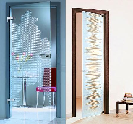 Что следует учитывать, выбирая стеклянную дверь?