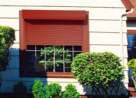 Рольставни на наших окнах