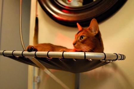 Мягкий уголок  для кошки 239