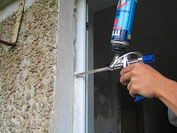 Как выполнить звукоизоляцию пластикового окна