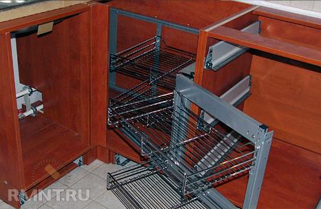 Ремонт и модернизация старого кухонного гарнитура своими руками. Часть 5