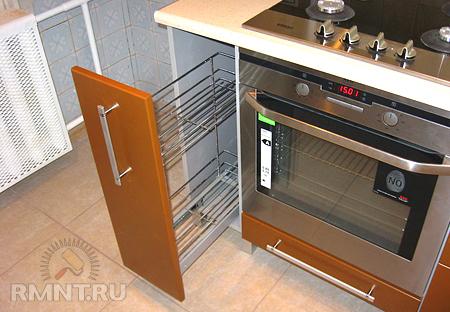 Ремонт и модернизация старого кухонного гарнитура своими руками. Часть 4