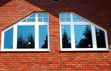 Нестандартные окна: оригинальный дизайн и практичность