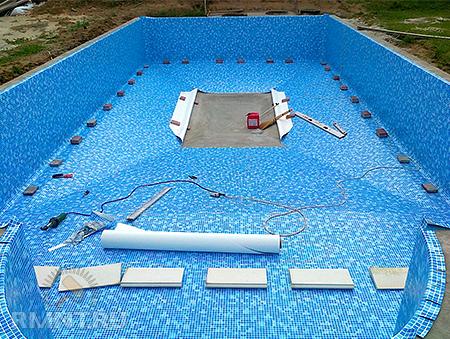 Для гидроизоляции дренаж