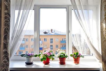 Окна в квартиру. Их выбор и установка