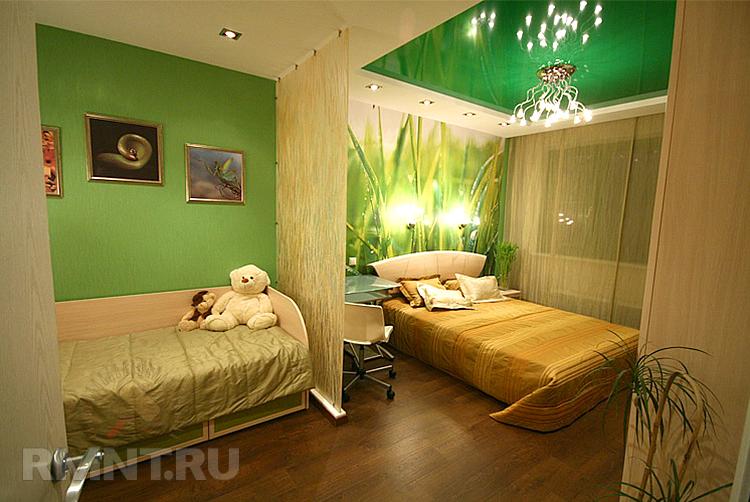 1 комнатная квартира дизайн с детской