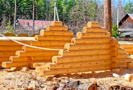 Выбираем сруб для деревянного дома