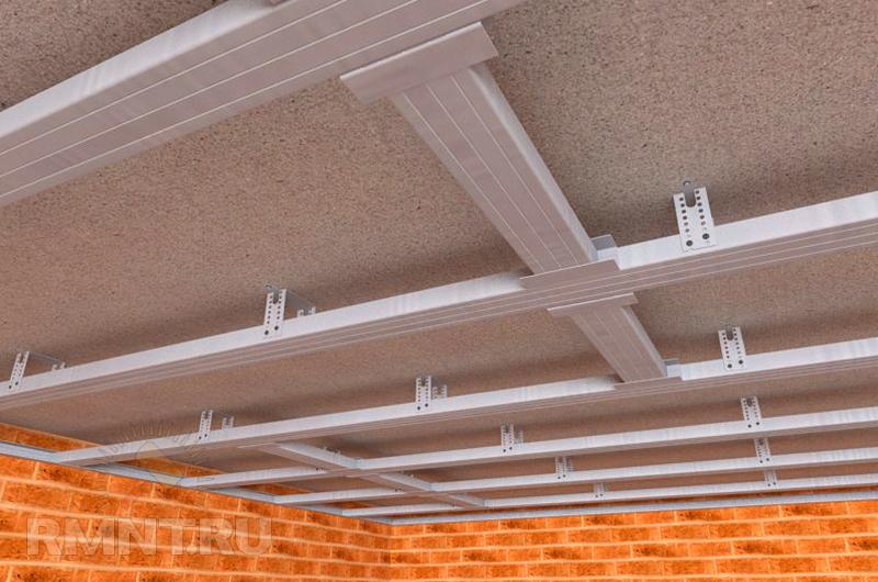 Правила монтажа профиля на потолок ддя гипса