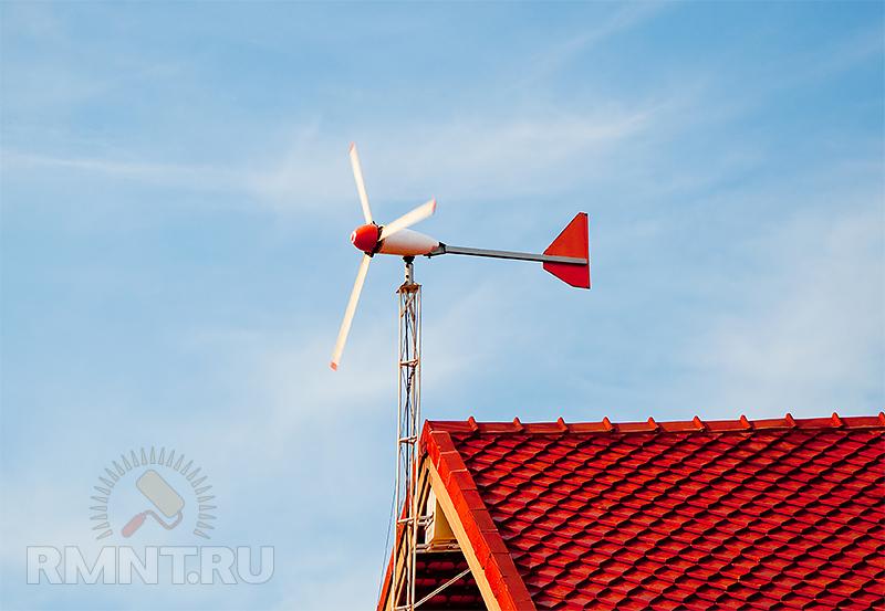 Фото ветряк своими руками