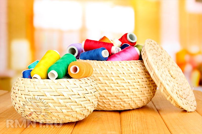 Плетеные коробки для хранения вещей купить - 4