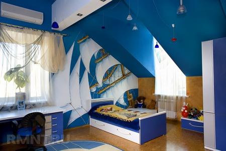 Создаем интерьер в морском стиле 0508541061432712