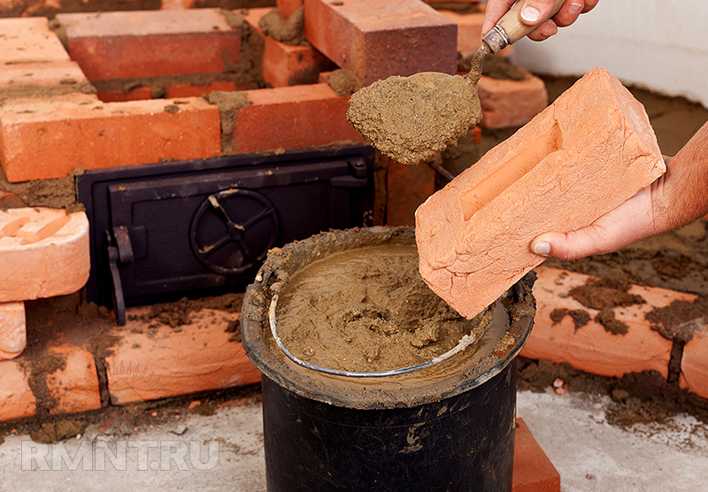 как сделать печку своими руками пошаговая инструкция