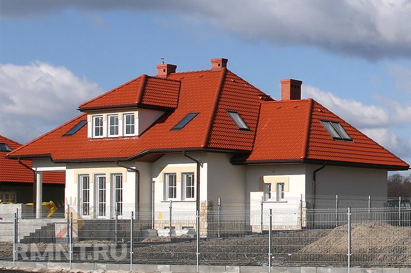 Многощипковая крыша