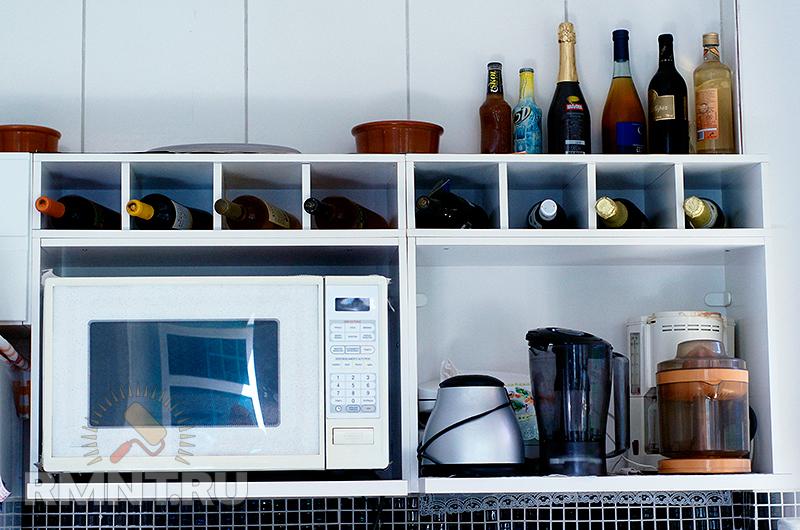 10 идей обустройства интерьера маленькой кухни