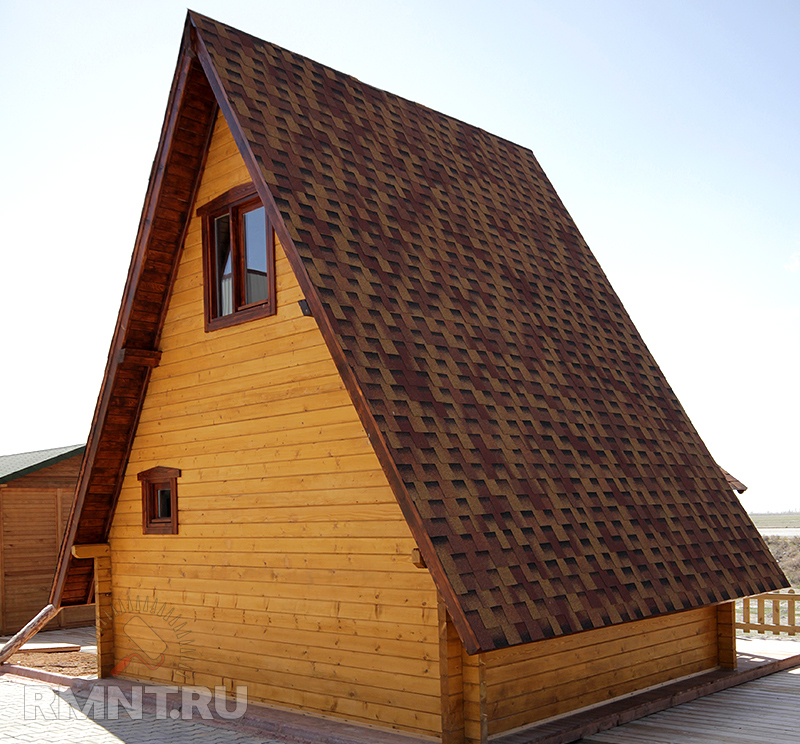 Строим дачный домик. Выбор проекта, технологии и материалов