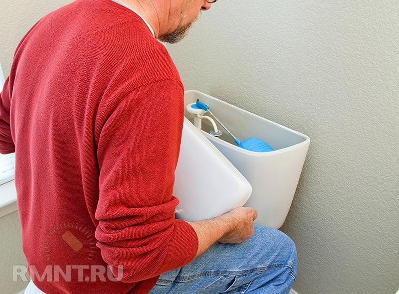 Как починить бачок унитаза своими руками: подробная инструкция