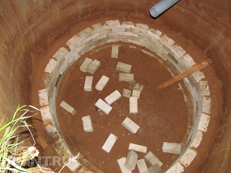 Как самостоятельно обустроить выгребную яму RMNT.RU
