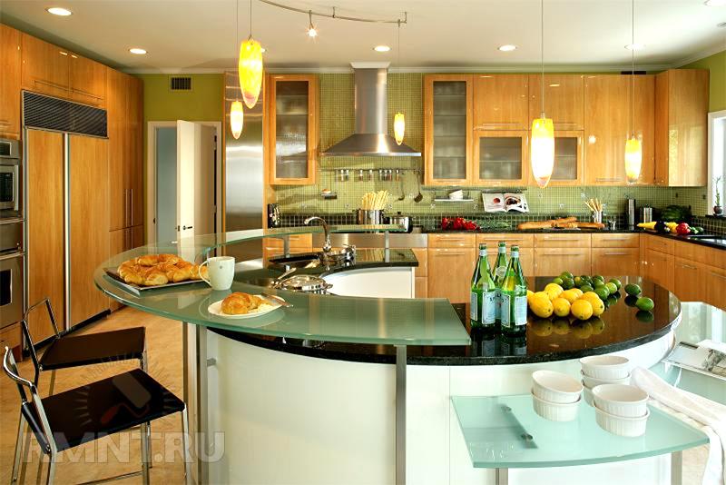 12 идей обустройства кухонного острова