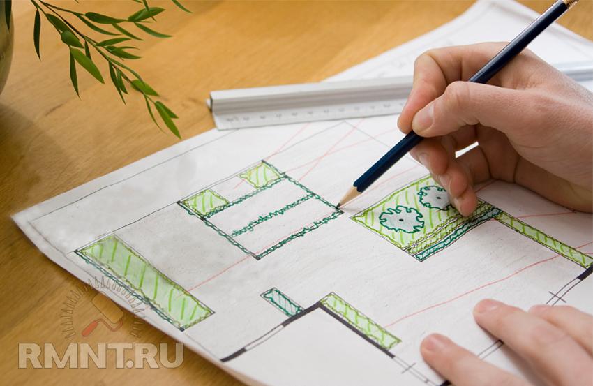 Ландшафтный дизайн участка своими руками. Шаг за шагом к достижению гармонии с природой