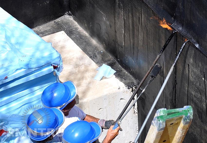 Виды гидроизоляции. Особенности и сферы применения