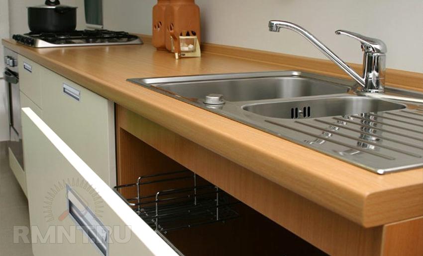 Установка кухонной столешницы своими руками от начала до конца