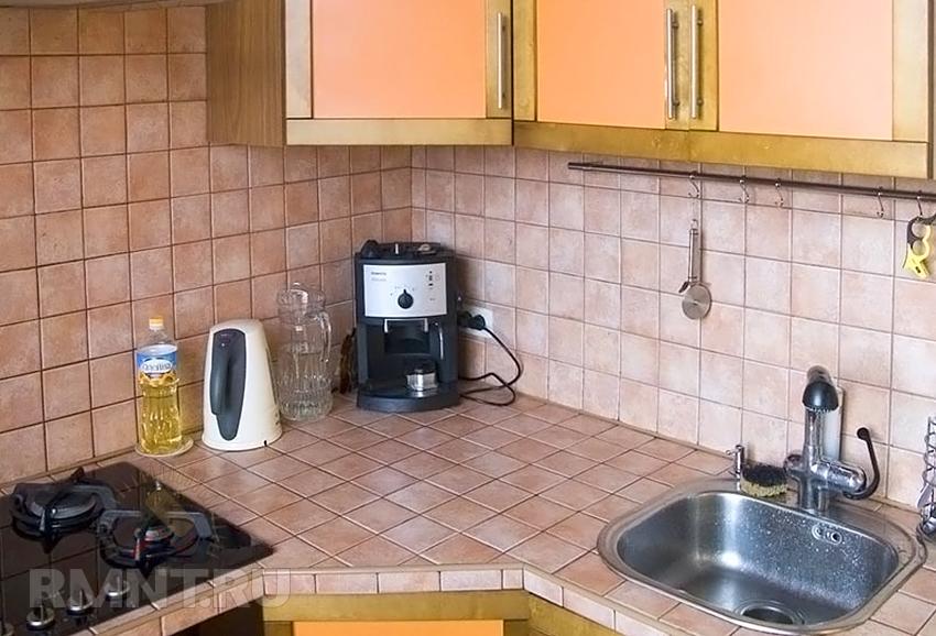 Керамическая кухонная столешница Мойки искуственный камень Якимовка