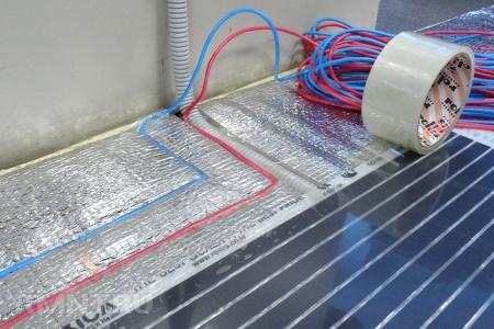 Теплый пол электрический под линолеум своими руками