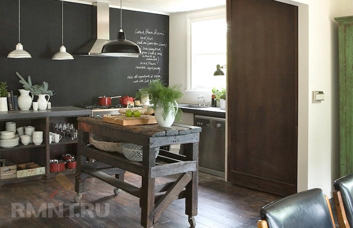 7 вариантов дизайна кухонного фартука
