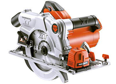 Циркулярная пила Black&Decker XTS1660KA