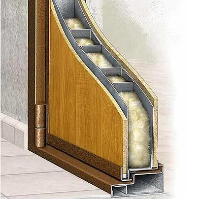 Как утеплить металлическую дверь своими руками: инструкция и видео Гид по дверям