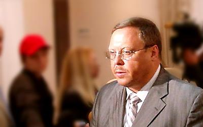 Заместитель главы Минрегиона Сергей Круглик