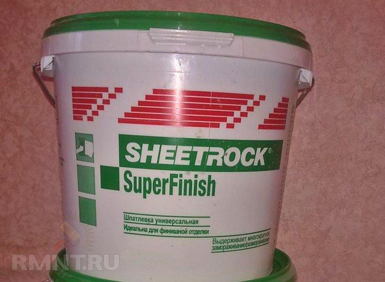 Sheetrock SuperFinish